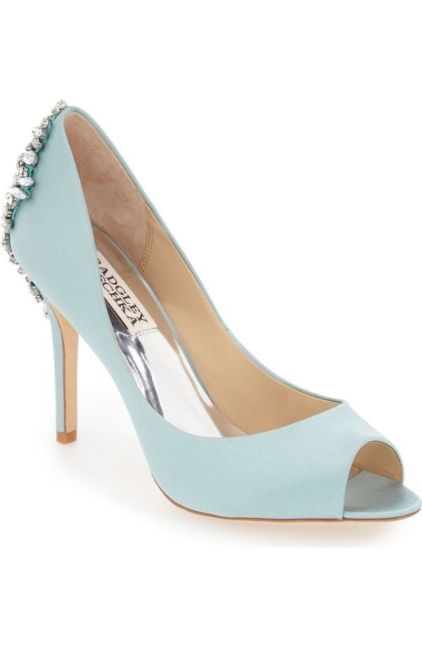 108 best Bridal Shoes images on Pinterest Bridal shoes Shoes