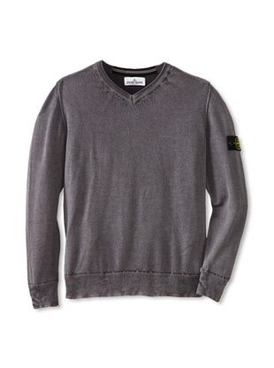30% OFF Stone Island Kid's Sweater (Anthracite)