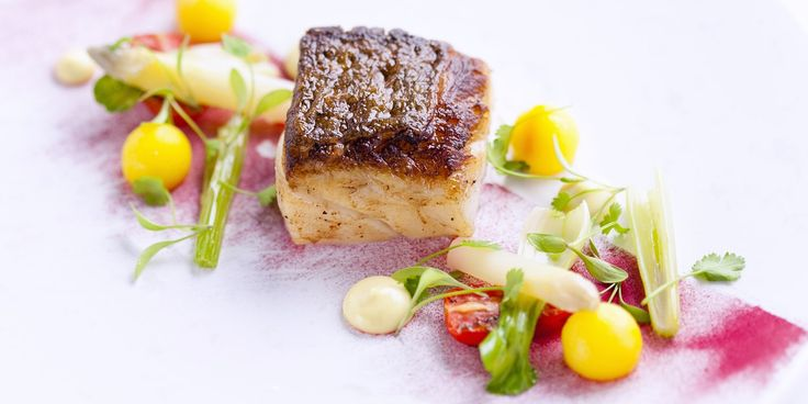 This beautiful cod recipe from David Kelman takes a bit of time to put together, but the results make it well worth the effort