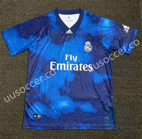 Limited Edition 2018 19 Real Madrid Starry Sky Thailand Soccer Jersey Aaa 407 Soccer Jersey Real Madrid Soccer