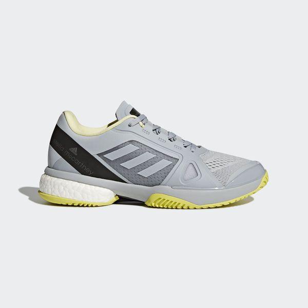 Barricade Boost Shoes Eggshell Grey / Core Black CM7803