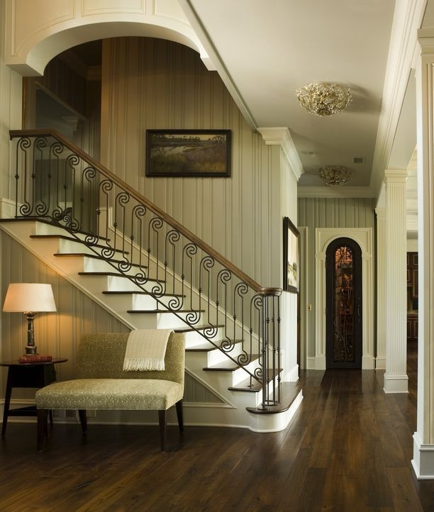 17 best images about foyers, halls & stairways on pinterest ...