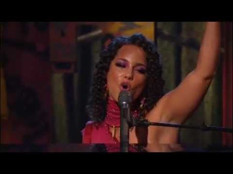 "Alicia Keys (Unplugged) - ""Karma"" and ""Heartburn"""