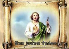 ORACIONES Y MAGIA BLANCA: Oración a SAN JUDAS TADEO