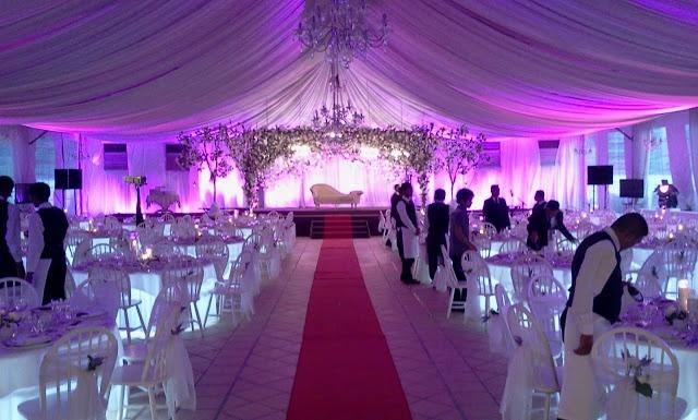 Wedding venue: Bungalow Duchess Place, Ampang