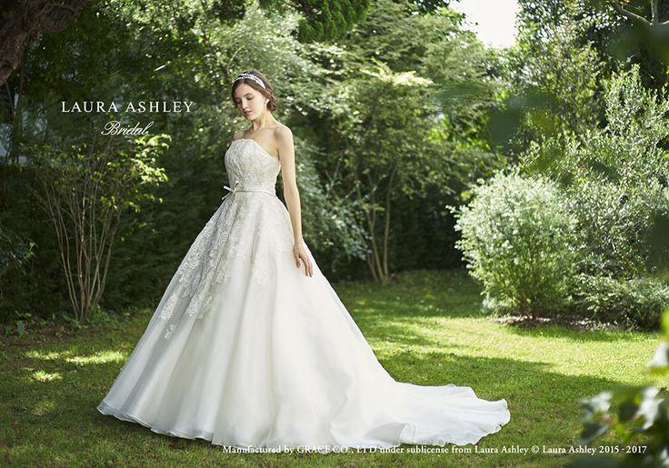 LAURA ASHLEY Bridal 京都でウェディングドレスの企画・製造・卸  株式会社グレース