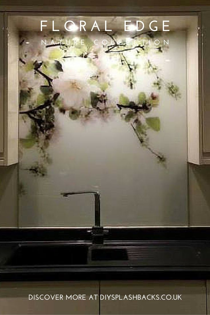 Glass splashbacks for bathroom sinks - Kitchen Design Requires Imagination This Clients Kitchen Was Designed With The Sink On A Back