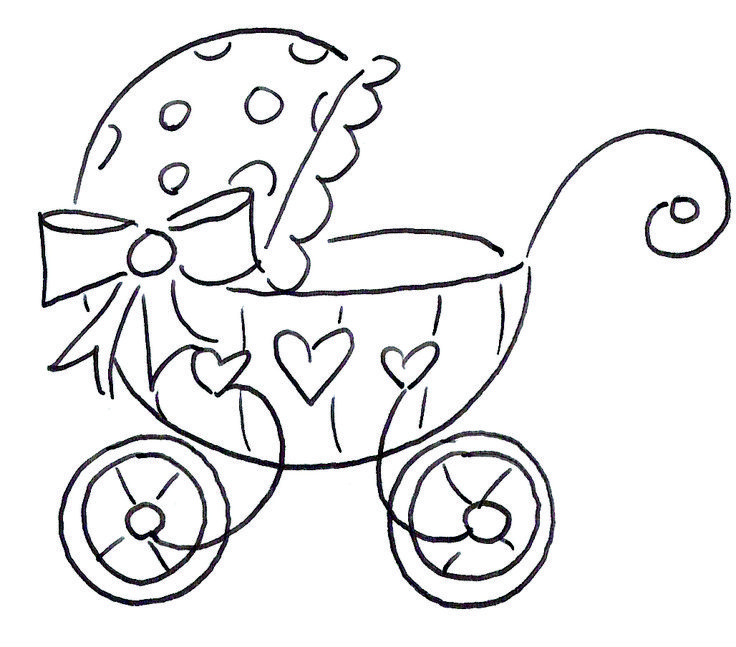 Baby Carriage from  brokenboxstock.com