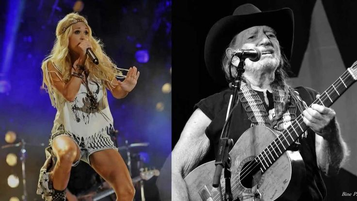 Willie Nelson & Carrie Underwood × Always On My Mind