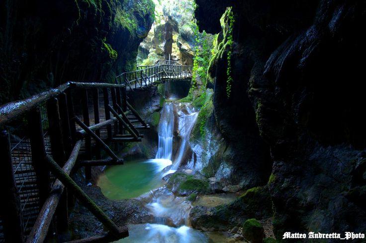 Le Grotte Caglieron - Fregona, Italy Free admission