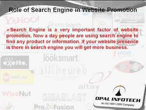 Get Information on Internet Marketing, business promotion through search engine optimization (SEO), types of internet marketing, SEO friendly website design from Opal Infotech -- Your trusted SEO service provider in Ahmedabad, India. For further details and quotation of internet marketing for your website, visit - http://www.web-designing-india.com/