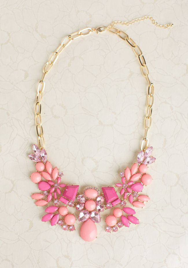 pretty jeweled necklace Repin & Follow my pins for a FOLLOWBACK!