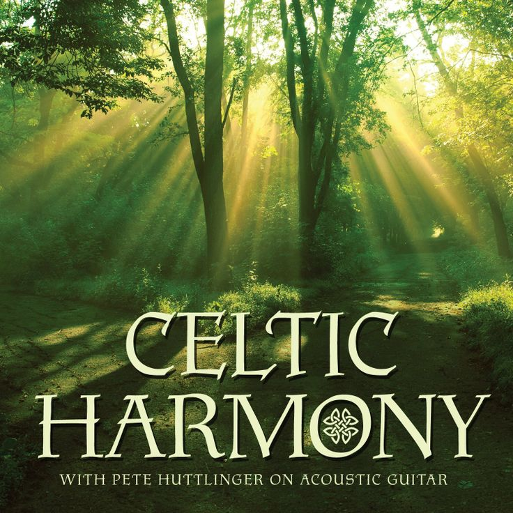 Pete Huttlinger Celtic Harmony CD 2014