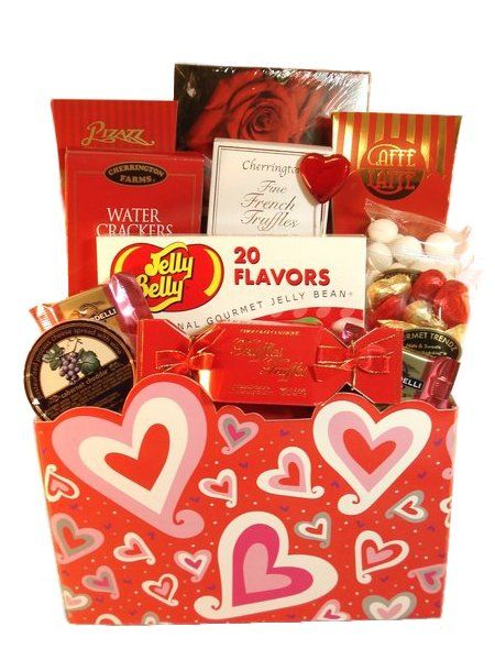 Say I love you with a gift basket!