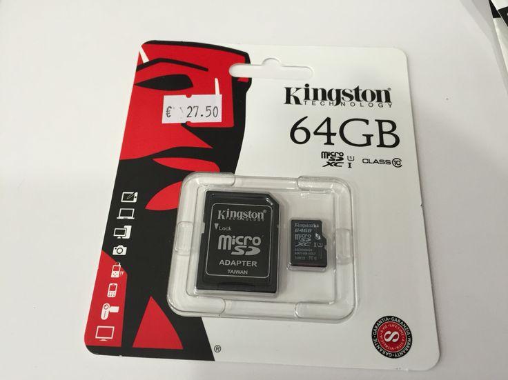 MicroSd Kingston 64 GB