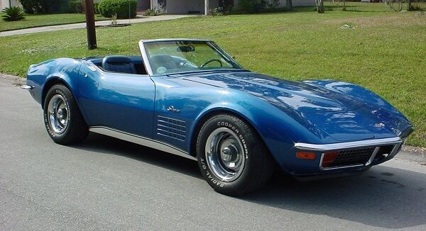 1972 Corvette Stingray Specs History And Value Today Corvette Stingray Corvette Stingray