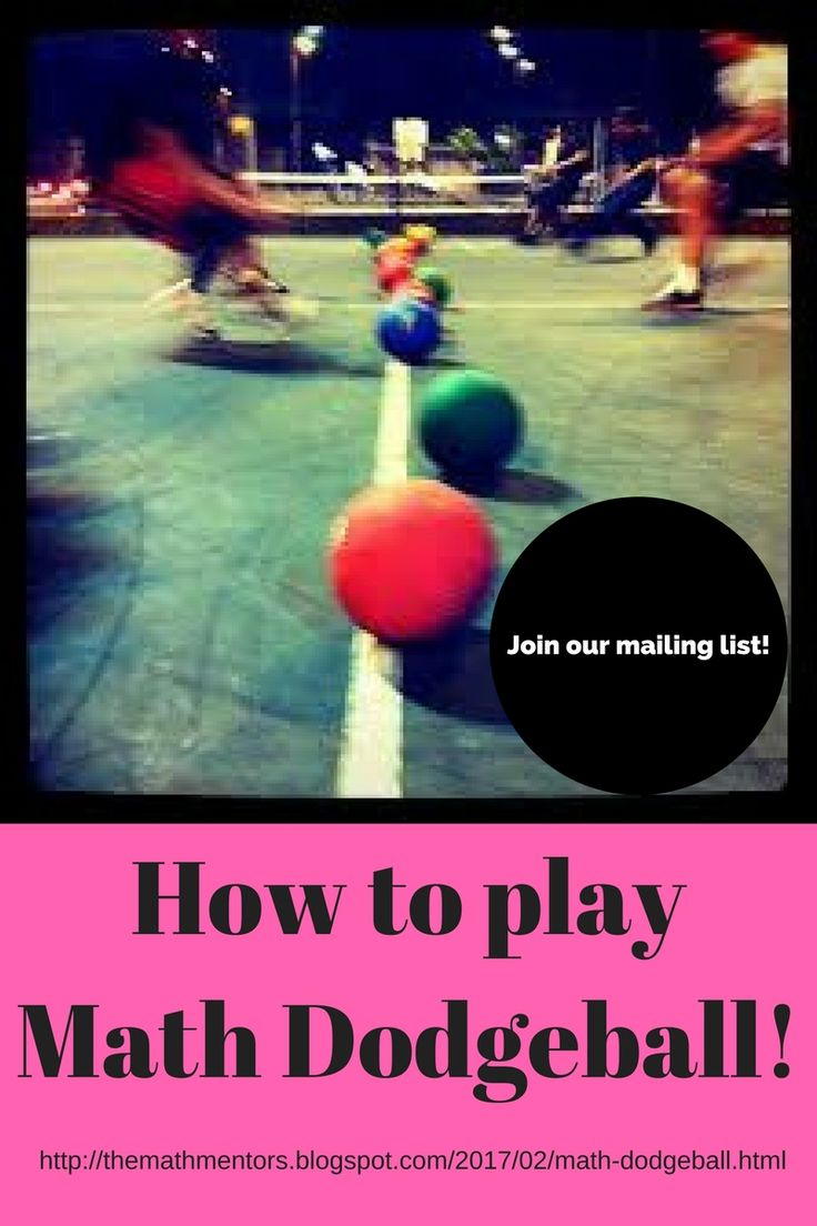 How to play math dodgeball|Algebra Activity|Math Game|Math Games|Secondary Math| Middle School Math|Math Activity|Hands-on Activity|Math Teaching Ideas