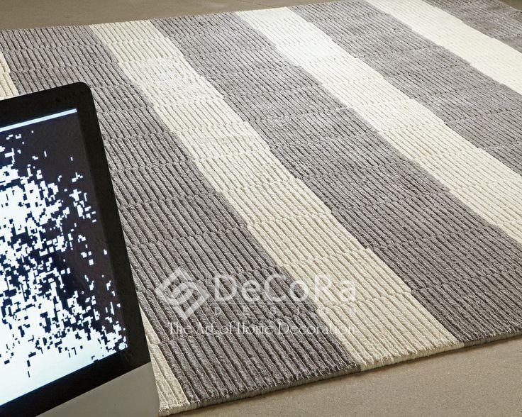 #stripes  In mai mult de 60 de tari, covoarele sunt cele mai vandute din gama produselor pentru decoratiuni interioare.