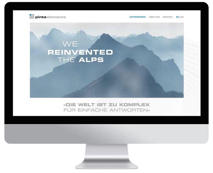 Wir konzipieren und programmieren Webseiten für Unternehmen wie die pinta Gruppe. ➤ Rufen Sie uns an unter 089 - 23000787.