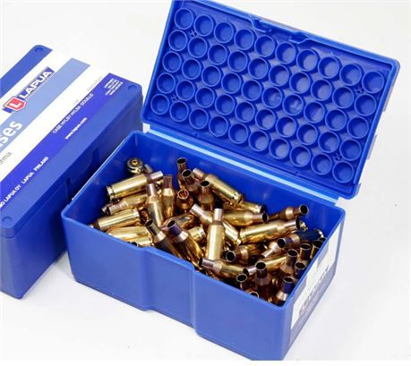 Lapua brass cases in stock and ready to ship. $117 per 100 for .308 Win.