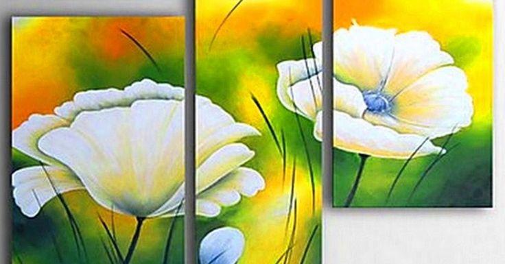 Cuadros Abstractos Decorativos Pinturas Abstractas Modernas Pintadas en Óleo Sobre Lienzo Arte Moderno Pintado al Óleo Arte Abstrac...