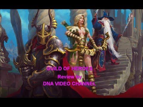 Guild of Heroes gioco di ruolo stile Diablo per Android - Recensione gam...