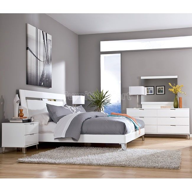 Culverden Bedroom Set W Accent Headboard By Furniturecart Pinterest Modern And Design