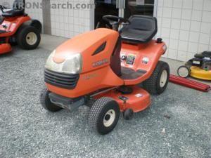 Kubota T1570a T1670a T1770a T1870a Lawn Tractor Service Pdf Manual