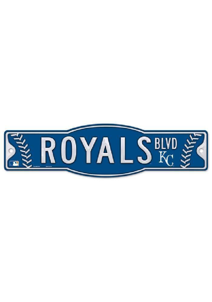 Kansas City Royals Street Sign Rallyhouse Shop