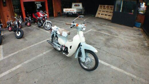 Honda little cup 50