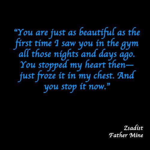 Father Mine- (Black Dagger Brotherhood series by J.R Ward)