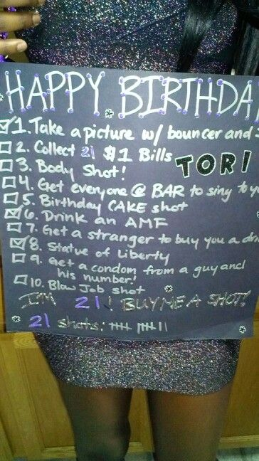 15 best 21st b day ideas images on Pinterest 21st birthday signs