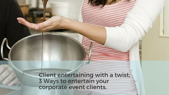 Max Capacity Hospitality Consultants talk about our favourite corporate entertaining event options in Melbourne. If you are an event manager looking for client entertaining events with a twist, read on.