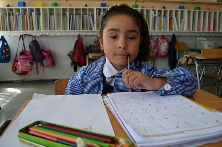 Colegio Municipal Marcela Paz, La Florida, Santiago de Chile