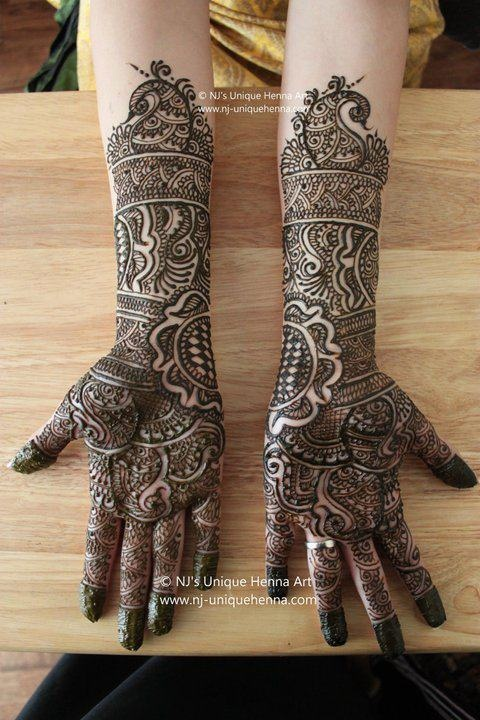 Intricate Henna Designs: 10 Intricate Rajasthani Mehndi Designs To Inspire You