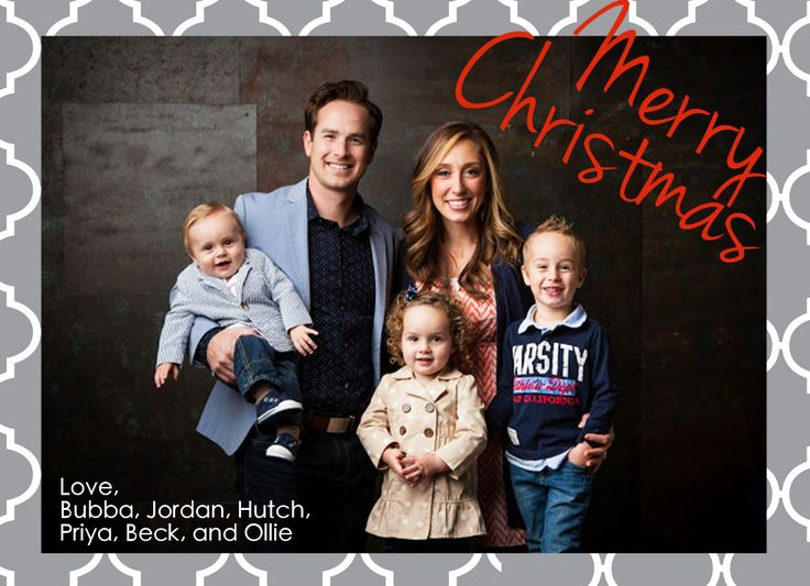 How we save money with our DIY Christmas Cards!