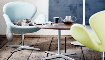 SWAN chair, Arne Jacobsen, Fritz Hansen