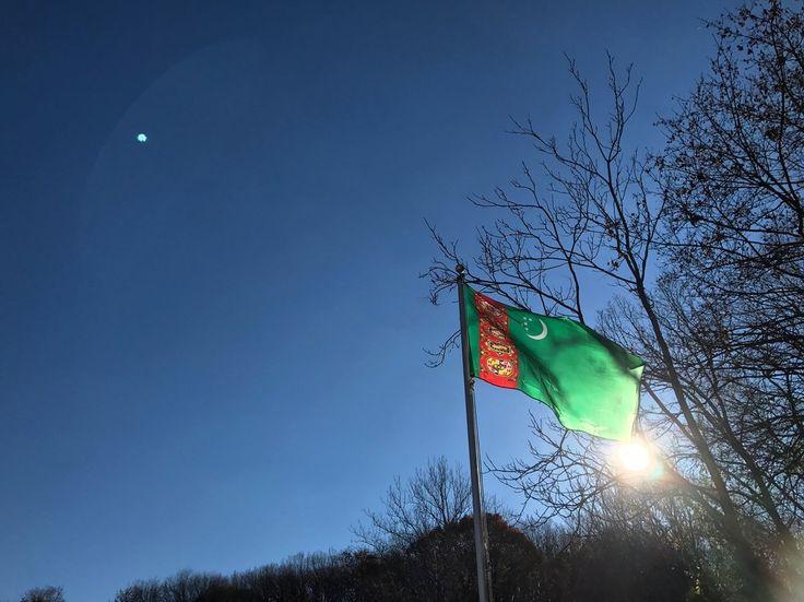Turkmenistan by Kyriakos-Cyp