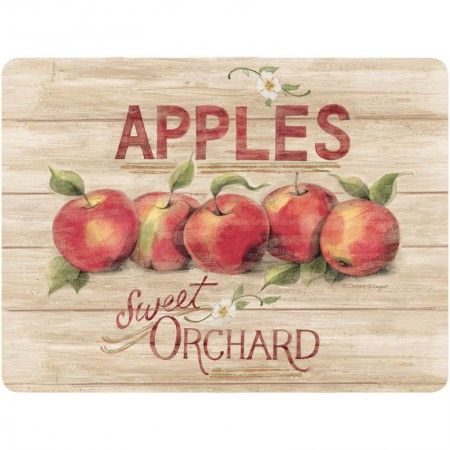 Apple Orchard Large Cutting Board , 5035118 | Lang