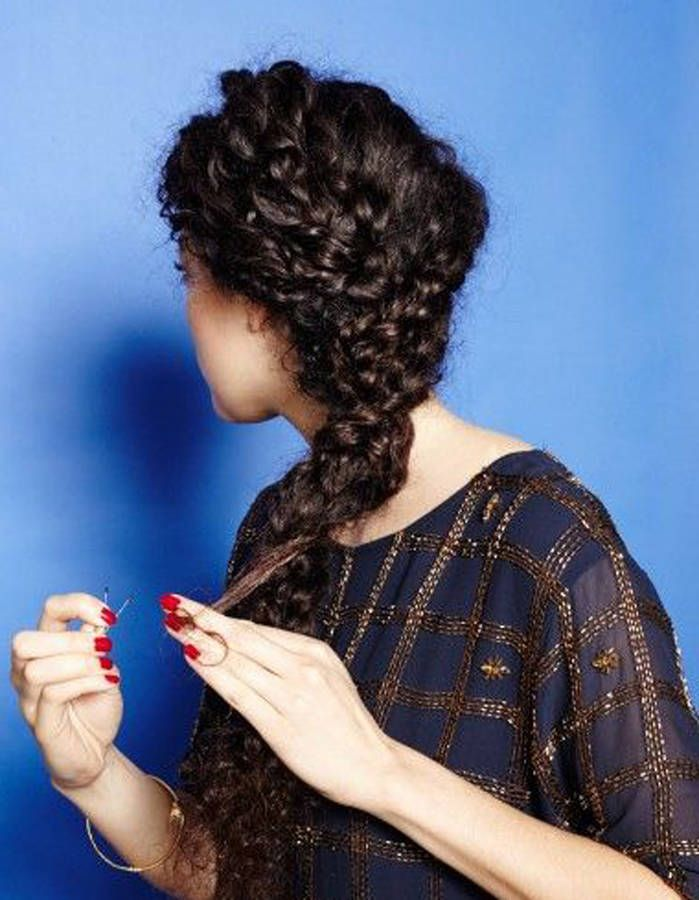 23 best id es cheveux fris s images on pinterest curly hair curls hair and curly frizzy hair. Black Bedroom Furniture Sets. Home Design Ideas