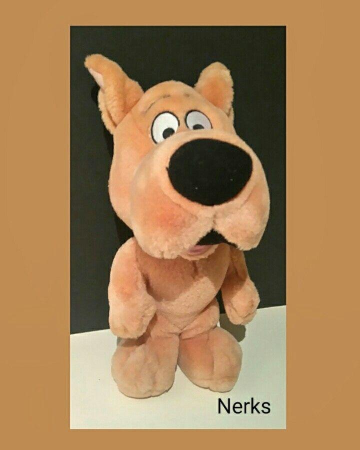 """Scrappy Doo 10"""" plush 2000 Hanna-Barbera. $12.00 CDN +ship."""