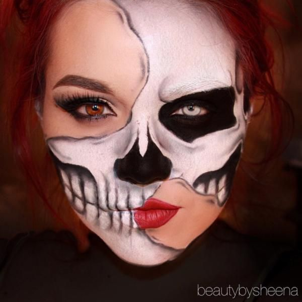 Best 25+ Skeleton makeup ideas on Pinterest | Pretty skeleton ...