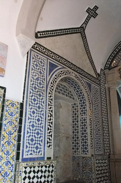 Museu Regional de Beja Portugal by Miguel H. Carriço, via Flickr
