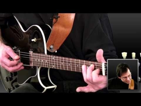 Blues Guitar Lesson - Lightnin' Hopkins Licks - YouTube
