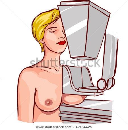 New Mammogram Machine   Mammography Stock Vector 42164425 : Shutterstock
