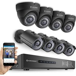 Amcrest ProHD 720P 8CH Video Security System -