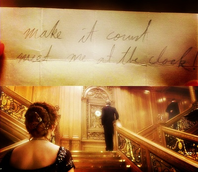 titanic <3 - one of my favorite movie moments/quotes