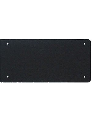 Front Door Kick Plates. Heavy Duty Cast Iron Kick Plate With Rough Textured Finish