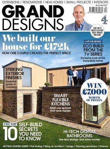 Grand Designs UK - April 2017