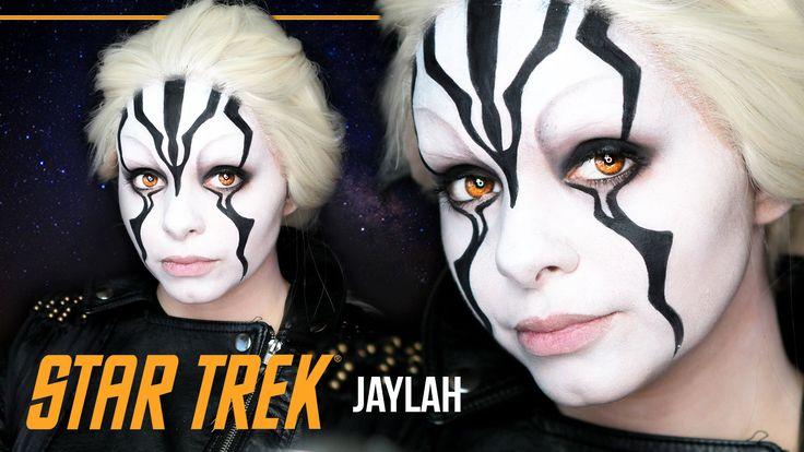 JAYLAH • Star Trek Beyond • Makeup Tutorial
